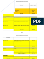 Template ProjectTracking