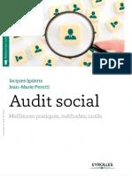 Audit Social Meilleures Pratiques m Thodes Outils