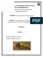 Informe Tractor