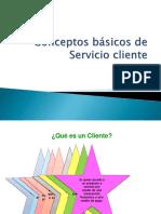 conceptos basicos servicio al cliente