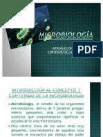MICROBIOLOGÍA-presentación