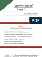 Rousseau Contrat Social Livre 2 Df06