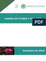 002 - Cifras Sectoriales - 2018 Diciembre Flores