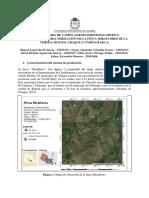 Informe Salida de Campo Agroecosistemas Grupo 2
