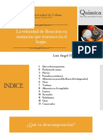 Quimica Productos CD