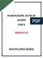 Lopezquiroz Walter M22S3A6 P Plan de Trabajo