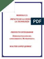 Lopezquiroz Walter M21S4 Pi Democratizacion Del Conocimiento