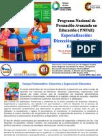 Cuadernillo Pnfa Supervision y Direccion Educativa Octubre 2018 Dr. Edgardo Ovalles