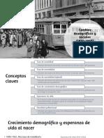 Cambios Demográficos y Sociales