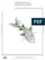 Https Www.boutique-dmc.fr Media Dmc Com Patterns PDF PAT0535 Cozy Blue x DMC - Koi
