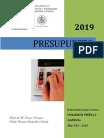 Material de Presupuesto Contaduría Pública 2019.pdf