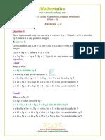 10 Maths Ncert Exemplar Exercise 1 4 Question 5