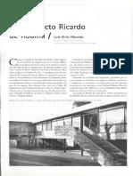 El arquitecto Ricardo de Robina.pdf