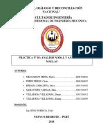 Informe Nº 03 Circuitos Eléctricos