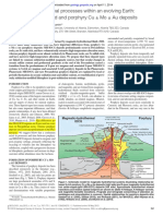 Richards Y Mumin, 2014. Magmatic-Hydrothermal Procesess IOCG and Porphyry Deposits (Richards & Mumin, 2013)