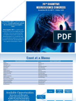 Neurocognitive 2019 Brochure
