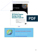 Introduction To 3D Game Engine Design Using Directx 9 And C Sharp 2003.pdf