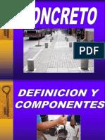 CONCRETO 2019
