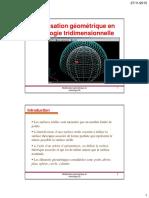 CH2 modélisation géométrique
