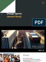 [UX Sessions Vietnam] - 'Design Sprint Workshop' by Jameel Somji