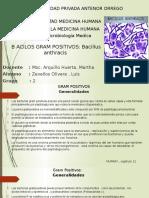 1.Bacillus Anthracis - Luis Zevallos