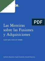 Fusiones y Adquisiciones Deloitte