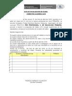 Acta de Socialización de Sílabo-práctica III