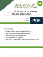 Documentación Iso 17025 2017 Ja Mu (Presentacion) Parte 01