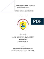 BA5025-Logistics Management (2)