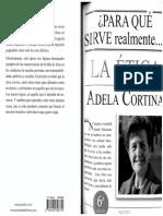 Cortina Adela 2013 Para qué sirve La Etica cap.1.pdf