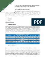 Capítulo III Análisis Del Subsector Escogido , Planteamiento Del Problema de Investigacion e Hipotesis