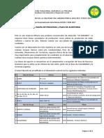 Taller 01 - Mapa de Procesos y Plan de Auditoria