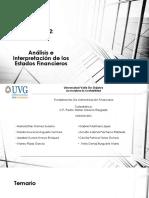 INTERPRETACION DE LOS ESTADS FINANCIEROS