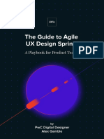 Uxpin_the Guide to Agile Ux Design Sprints