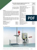 Determination of the molecular wt of a polymer by viscosity method.pdf