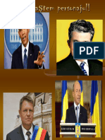 Presedintele - Prezentare Cultura Civica