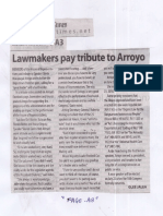 Manila Times, June 3, 2019, Lawmakers pay tribunte to Arroyo.pdf