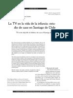 La Tv en la infancia. Estudio de caso en Chile.pdf