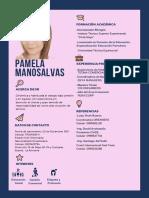 Pamela Manosalvas