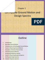 Chapter 2-Revisi - Earthquake Ground Motion and Response Spectra