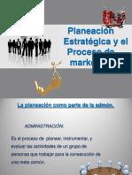 CAP.2 Planeación Estratégica y El Proceso de Marketing