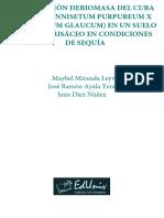 Produccion Debiomasa Del Cuba O - Maybel Miranda-Leyva