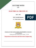 EC-II - II-I EEE