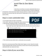 Hide All Your Secret Files In Zero Bytes Undeletable Folder - ByteNbit.pdf