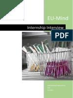 eu-mind intership interview