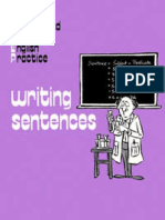 Ivey B. Pittle-Structured Task for English Practice_ Writing Sentences (Structured Tasks for English Practice)-Gallaudet University Press (1981)