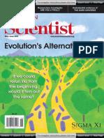 American Scientist May-June 2017