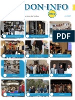 Le Journal PDF Avril de l'association Verdon Info