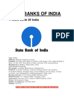 Top Banks of India