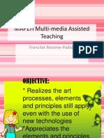 MAPEH Multi-media Instruction